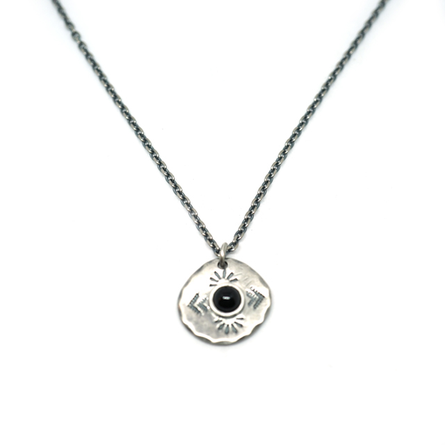 画像1: SERIAL NO.318 NECKLACE 20mm (1)