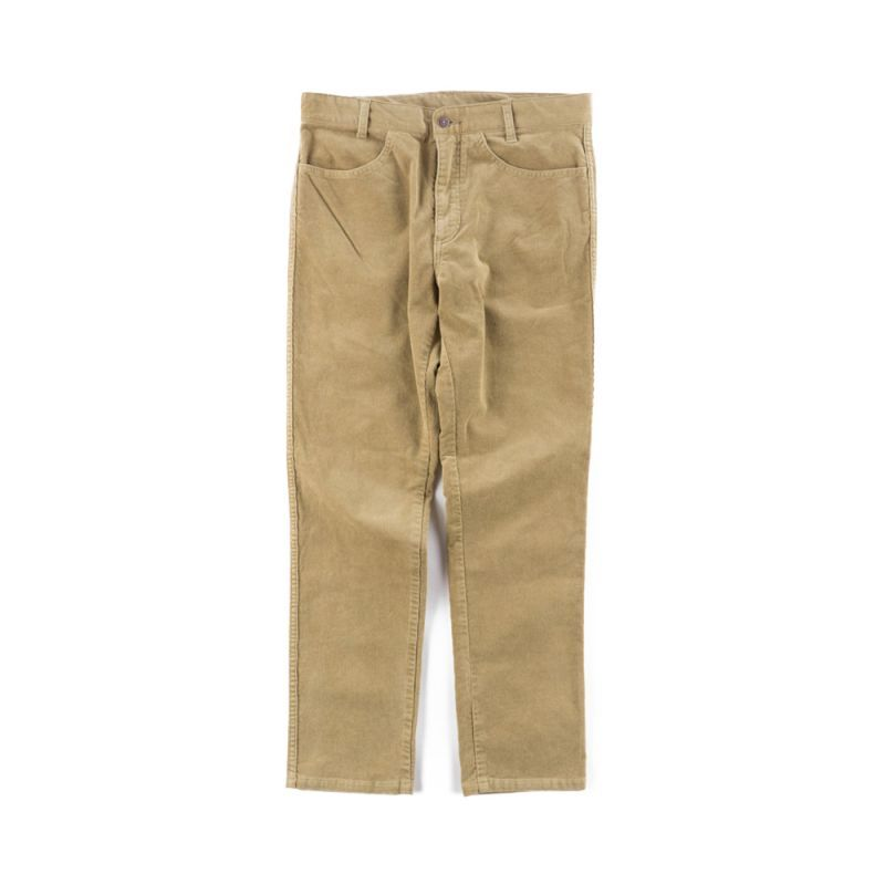 画像1: VINTAGE STRETCH CORDUROY PANTS (1)