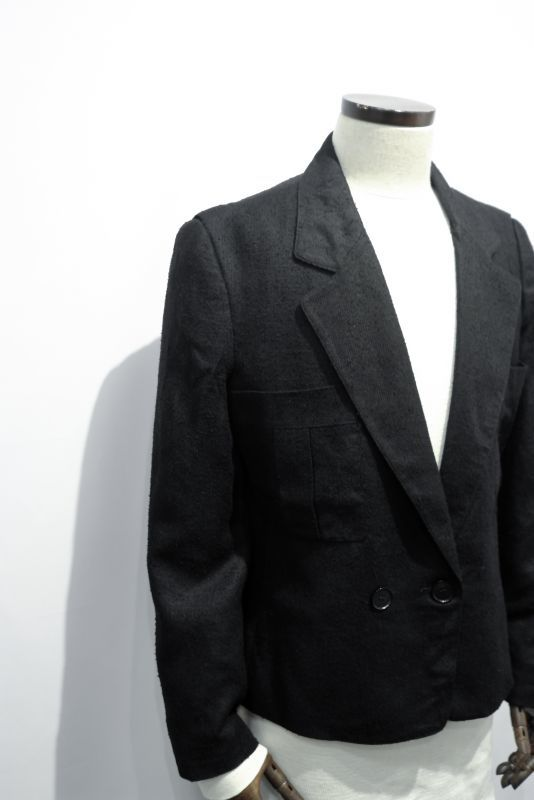 "画像1:  ""Christian Dior"" 80's SEPARATES DOUBLE BRESTED JACKET (1)"