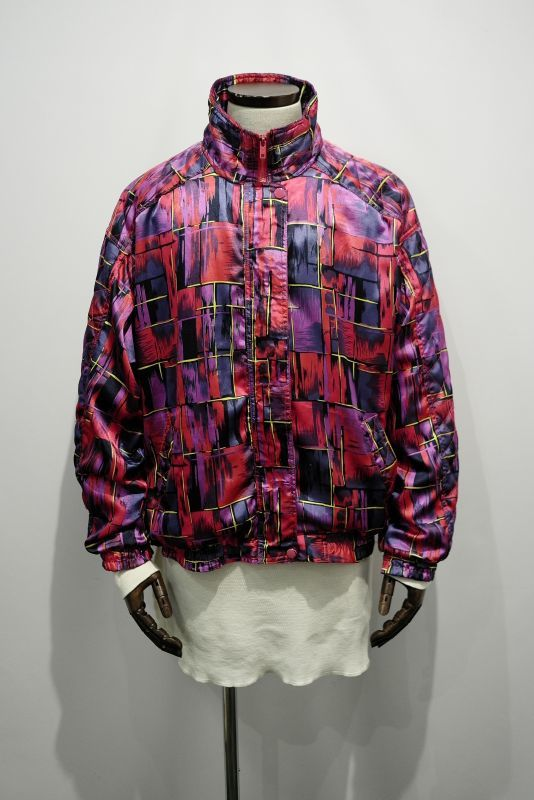 "画像1: ""Nou Veau Monde Sport"" MIX NEON COLOR JACKET (1)"