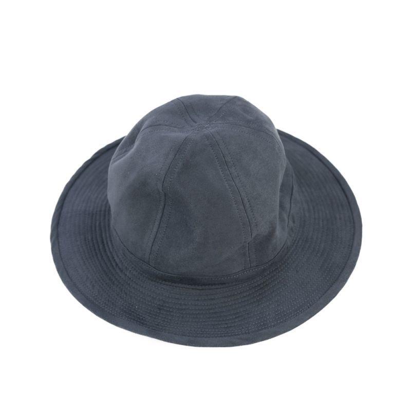 画像1: POLYNUBUCK JAGGED HAT (1)