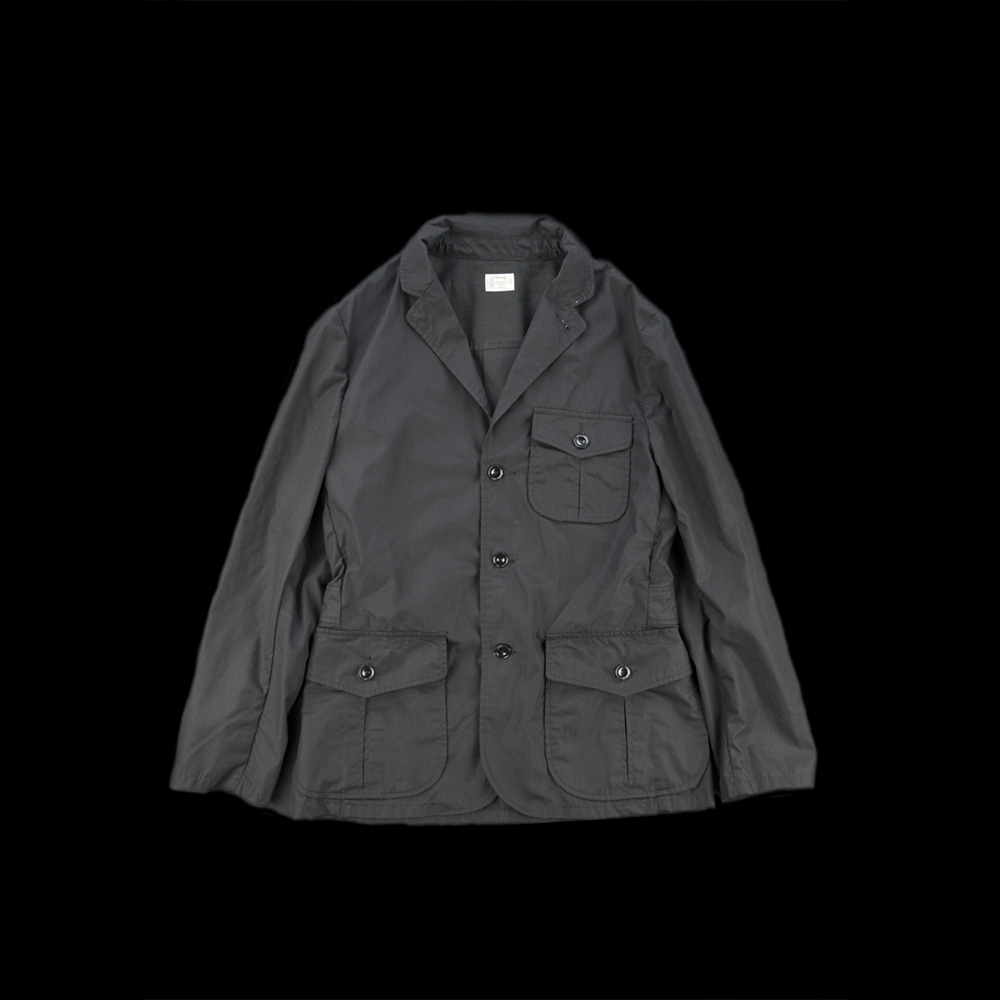 画像1: 3 BUTTON POPLIN JACKET (1)